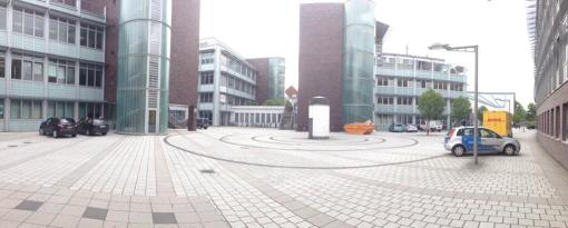 Technical University of Hamburg-Harburg (TUHH) campus